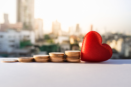 Putting the heart into finance